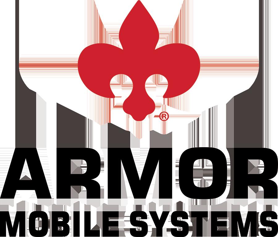Armor Mobile Systems 2020 Logo Transparent Background for Aftermarket