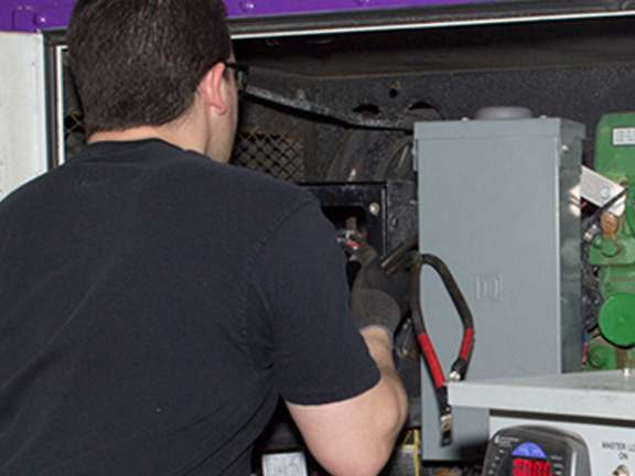 Armor Aftermarket Audits Service Performed by Worker