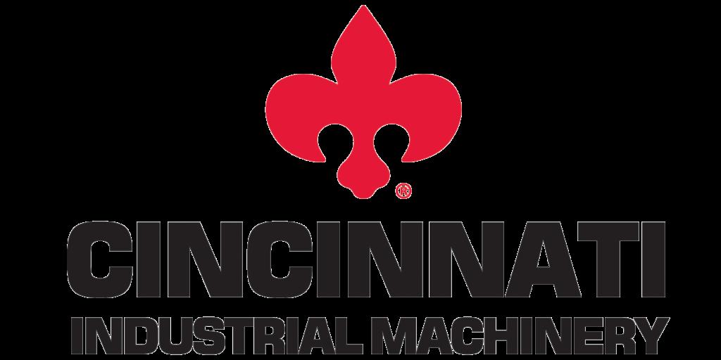 Cincinnati Industrial Machinery 2021 Logo Transparent Background for Aftermarket