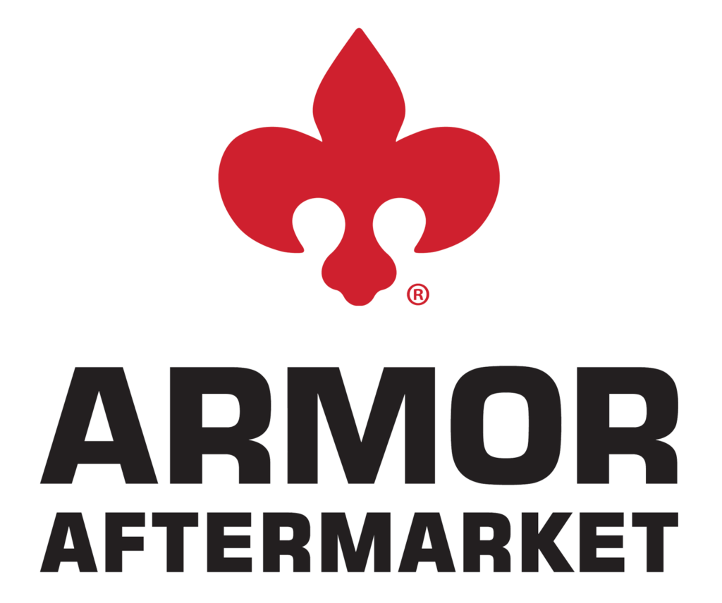 Armor Aftermarket 2018 Logo Transparent Background for Aftermarket