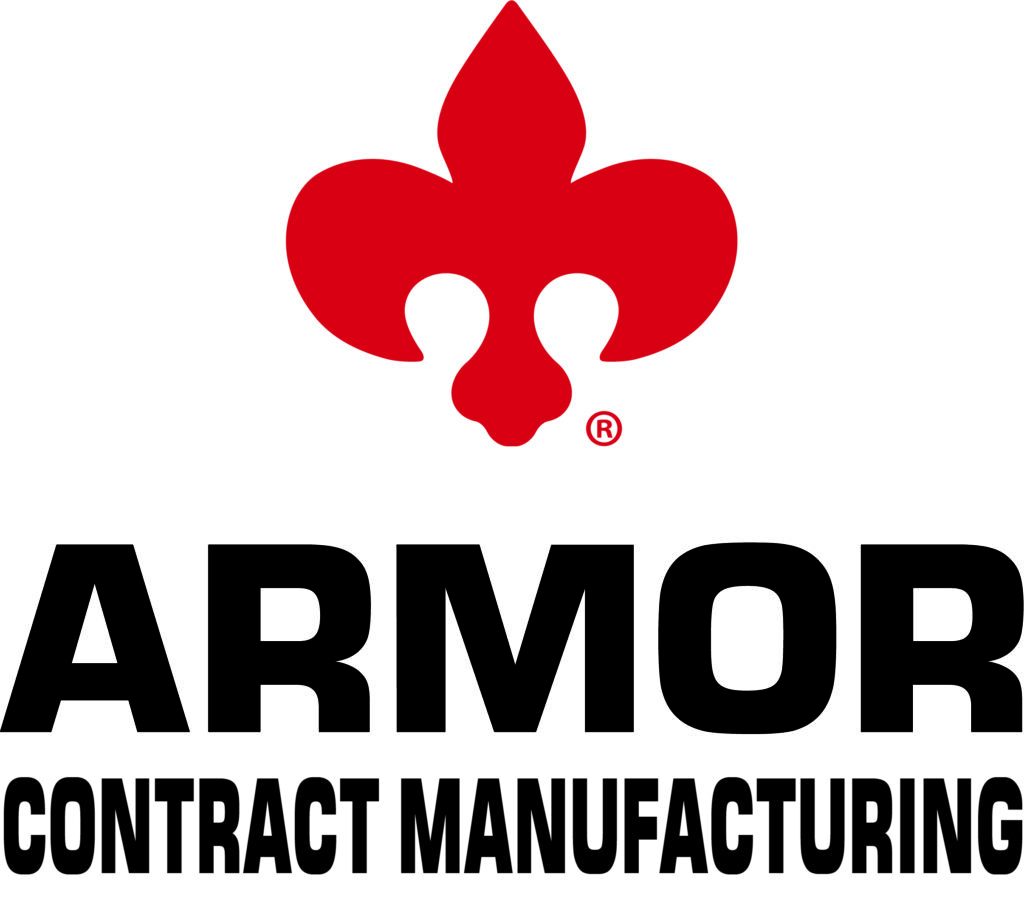 Armor Contract Manufacturing 2021 Logo for Aftermarket