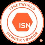 ISNET WORLD Member Vendor Logo Transparent Background for Aftermarket