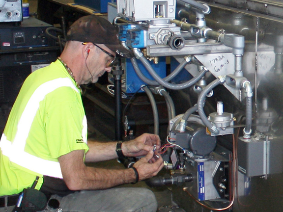 Armor Aftermarket Planned Maintenance Audits Performed by Worker