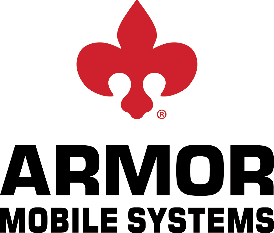 The Armor Group Armor Mobile Systems Logo for Aftermarket