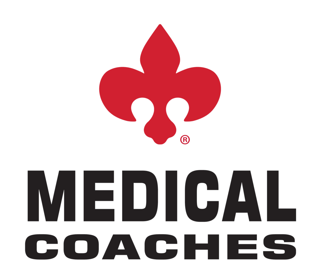 The Armor Group Medical Coaches Logo for Aftermarket